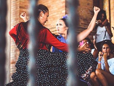 Reiten in der Nähe von Pinoso